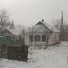 A Ukrainian village somewhere