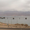 Eilat, Isreal...one the other side of the bay Jordan