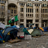 Occupy movement in front of St. Pauls