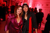 "Dana Meacham and Rachelle Folsom.  Ticket release party for ""Yves Saint Laurent:  A Retrospective,"" benefiting the Denver Art Museum, at The Ritz-Carlton, Denver, in Denver, Colorado, on Wednesday, Jan. 18, 2012.<br /> Photo Steve Peterson"