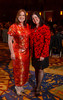 Diana Docktor and Susan Bailey.  The 10th Annual Chinese New Year Gala, benefiting the Nathan Yip Foundation, at Denver Marriott Tech Center in Denver, Colorado, on Saturday, Jan. 28, 2012.<br /> Photo Steve Peterson