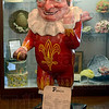 Tribune-Star/Joseph C. Garza<br /> You'll get a kick out of Punch: Punch, the wooden jester that stood in front of Biel's Tobacco Store from 1867 to 1957, calls the Vigo County Historical Museum his home and is prominently on display.