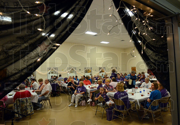 Gala: Relay for Life activities include a recognition dinner Saturday evening at the Terre Haute YMCA.