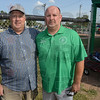 Tribune-Star/Jim Avelis<br /> New face: Joe Dunagan will be taking over for Mike Howard as administrator for the little league teams.
