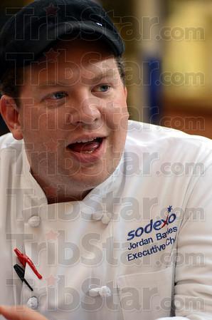 ISU Chef Jordan Bayles