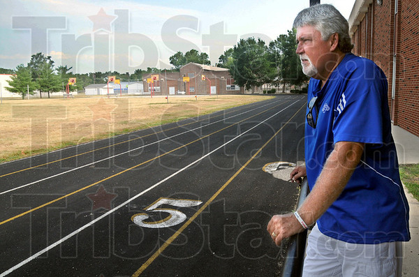 Track program: Boy's and Girl's Club executive director Jim Smith hopes to start a track and field program once the Club moves to its new location on the former Chauncey-Rose Middle School property.