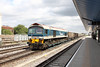 17 July 2012 :: 59102 heads west through Reading on 6V18, Hither Green to Whatley