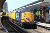 23 July 2012 :: 37603 passing through Basingstoke on rear of 1Q13 Derby to Eastleigh