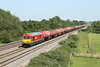 24 July 2012 :: 60040 at Denchworth, 6B33, Theale to Robeston tanks