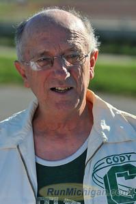 Former Detroit Cody High School miler Tony Mifsud