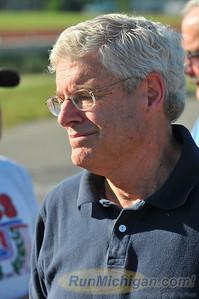 Redford High School Mile great Dick Sharkey.