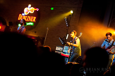 Young the Giant at Power and Light, July 6th, 2012