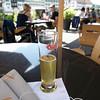 Das Bier aus Solothurn ist auch sehr lecker