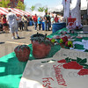 Tribune-Star/Jim Avelis<br /> Everything berry: In addition to strawberry shortcake, many berry related items were available at the annual First Congregational Church Strawberry Festival.