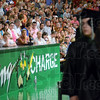 Packed: A full house greets graduates during Sunday's Commencement at West Vigo.