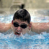 'Fly: Evan Austin will compete in the Paralympics in several events including the 100meter Butterfly.