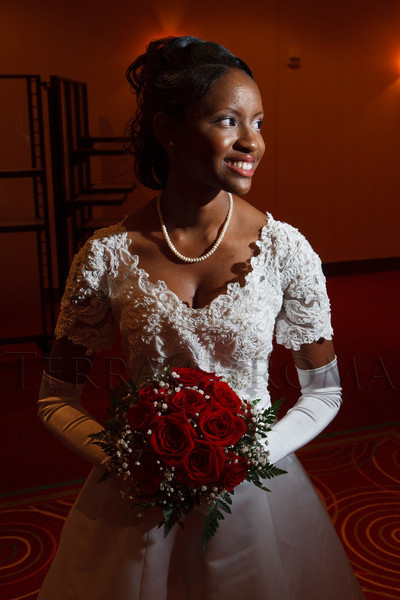 Aijiana Zanders.  The 61st Annual Owl Club of Denver Debutante Cotillion at the Denver Marriott City Center near Denver, Colorado, on Saturday, June 2, 2012.<br /> Photo Steve Peterson
