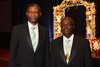 Co-Chairmen Reginald Norman and Ron Washington.  The 61st Annual Owl Club of Denver Debutante Cotillion at the Denver Marriott City Center near Denver, Colorado, on Saturday, June 2, 2012.<br /> Photo Steve Peterson