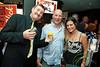 l to r: Tom Burgoon The Magician, Josh Johnson, Adrienne Emma