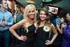 l to r: Paige Calhoun and Amanda Albers