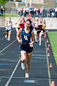 2012 MHSAA D4 Girls 800m 1.  Shaley Albaugh(11)     Hillsdale Academy 2:17.09