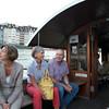 Ueberfahrt von Gross-Basel nach Klein-Basel mit Mom und Dad..