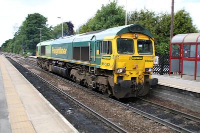 66522 1359/0H33 Midland Road-Sudforth Lane passes Knottingley 19/06/12