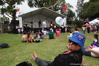 Kogarah Australia Day