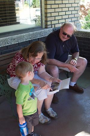 Kuhn visit 2012