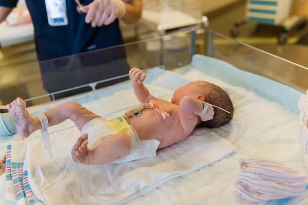 L. Ceri Gilmore - Birth
