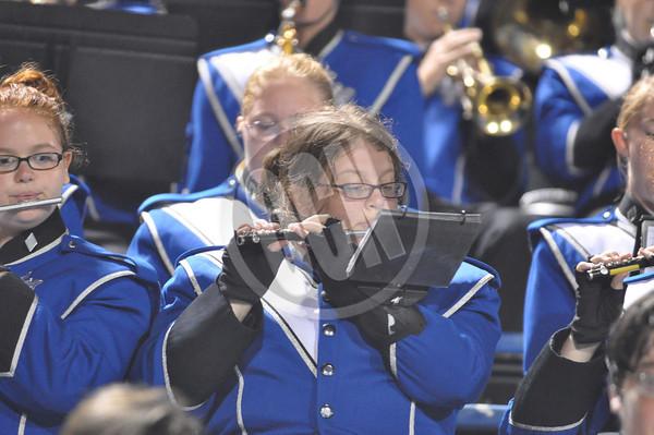 08-17-2012 LA Band plays at LA vs Stone Memorial