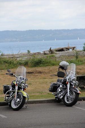 LOH Ride to Baibridge Island & Poulsbo2012