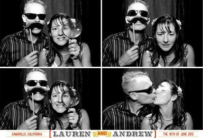 LA 2012-06-16 Andrew & Lauren