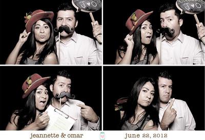 LA 2012-06-22 Jeannette & Omar