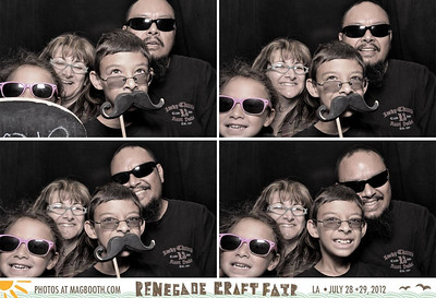 LA 2012-07-29 Renegade Craft Fair day 2