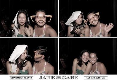 LA 2012-09-15 Gabe & Jane