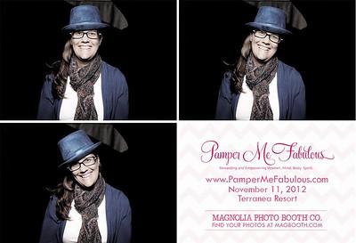 LA 2012-11-11 Pamper Me Fabulous