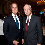 Gerald Hassell, Chairman, President and Chief Executive Officer of BNY Mellon; and Alan Griffith, former BNY Vice Chairman, of Centreville, MD