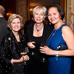 Rosemary Brennan of NJ, Joan Agag of NJ, and L&W Board Member Agnes Hassell, of Chappaqua