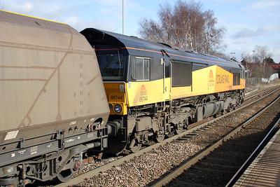66744 1220/6c09 Immingham-Eggborough