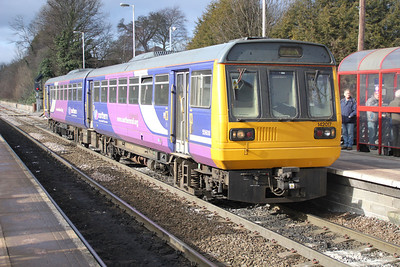 142017 arrives at Knottingley