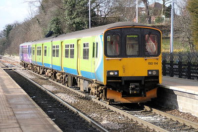 150114 Arrives at Knottingley