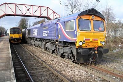 66727 1153/6H93 Tyne Dock-Drax