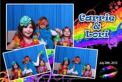 Lori & Carrie Celebration