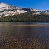 Tenaya Lake and Peak