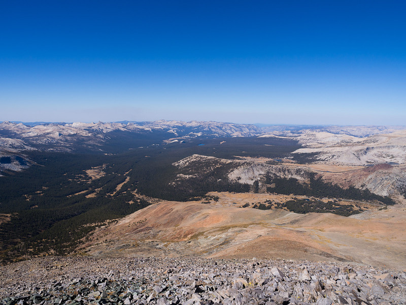 Tuolomne Meadows and Tioga Road