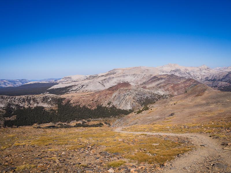 Mt. Dana trail and northern Yosemite