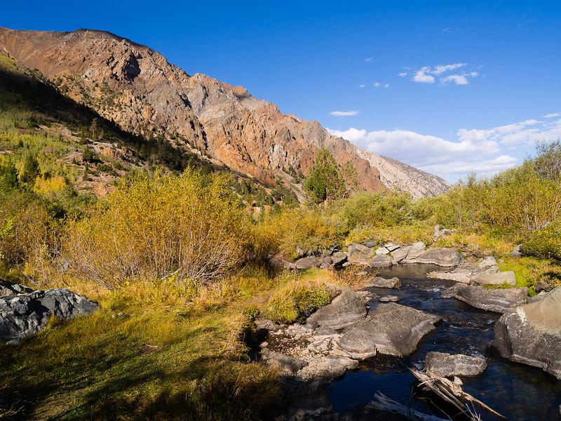 Down Lundy Creek