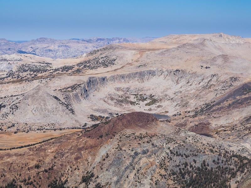 Mt. Gaylor and Granite Lakes basin