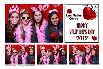 Lynn Valley Valentines Day 2012